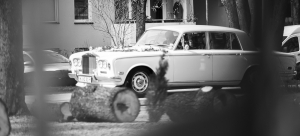 Rolls Royce Silver Shadow - Oldenglish White